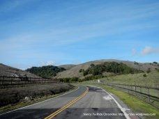 top of Lucas Valley