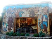Carmel Plaza mural