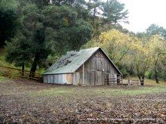 old farm house on Franklin Canyon