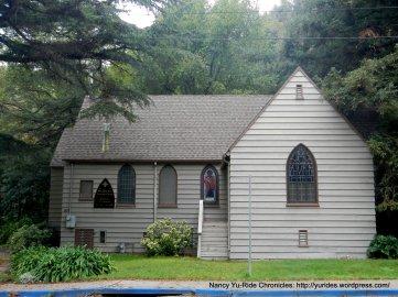 St Mark's Episcopal Church-Crockett