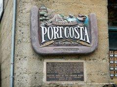 Port Costa Warehouse history
