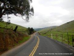 McEwen Rd descent