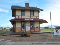 old Benicia train depot