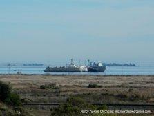 Mothball Fleet-Suisun Bay