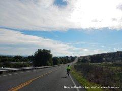 climb up to Suisun Vista Point