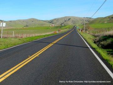 Hicks Valley-Pt Reyes Petaluma Rd