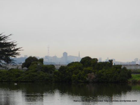 view of SF-Aquatic Park