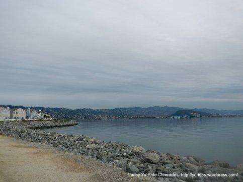 View of El Cerrito, Berkeley & Albany hills