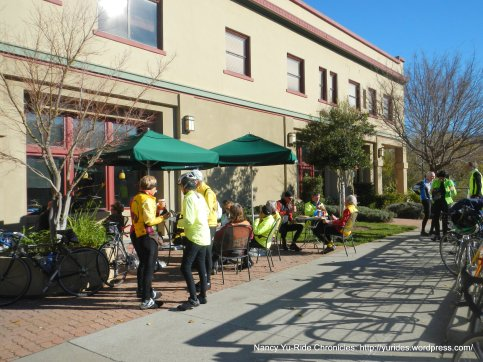 Stop at Starbuck's On Main St-Martinez