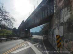 Sunol train trestle