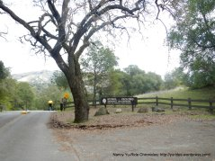 Sunol park entrance