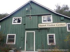 Green Barn-Sunol Visitors Center
