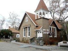 Little Brown Church of Sunol