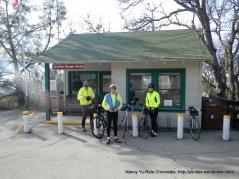 at the Junction Ranger Station