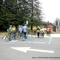 Meet up-Lake Temescal parking lot