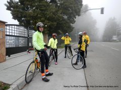 regroup-Joaquin Miller/Skyline Blvd