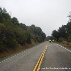 Redwood Rd north
