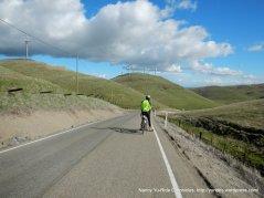 descend Patterson Pass