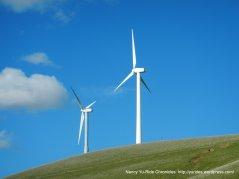 towering turbines