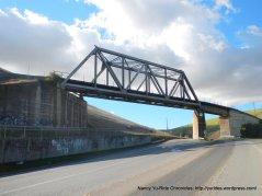 Union Pacific train bridge
