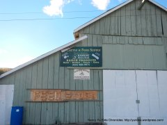 EJ's cattle & Supplies-great place to stop