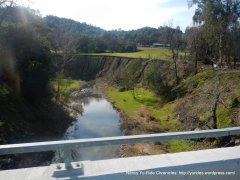 lower branch Putah Creek