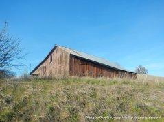 old barn off Hwy 128