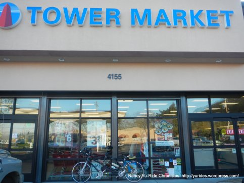 stop at Tower Market-Rockville