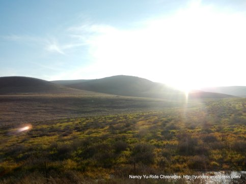 soft hillsides off Lopes Rd