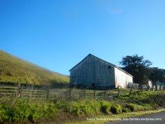old barn on Platform Bridge Rd