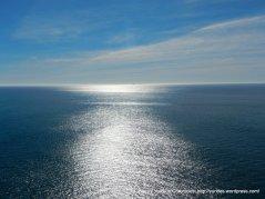 view of Farallon Islands