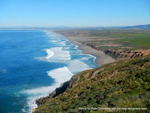 magnificent coastline-sandy beaches
