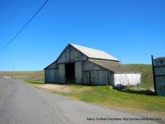 Historic B Ranch barn