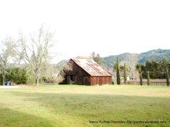 old barn off St Helena Hwy