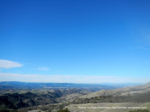 views of Walnut Creek , Danville and beyond