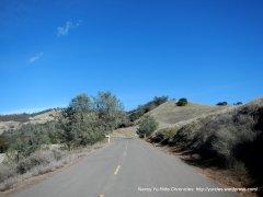 along the ridge-South Gate Rd