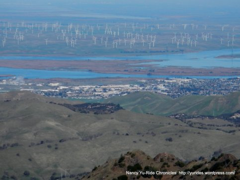 views of the central valley