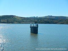 Lake Herman intake/outtake tower