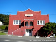 Tomales Town Hall