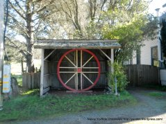 decorative spokes-Tomales