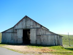 old barn at Historic Ranch