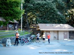 regroup-Pantoll Campground