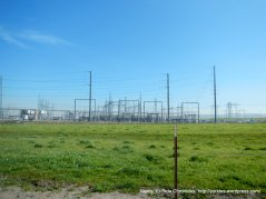 PG&E substation
