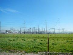 PG&E substation
