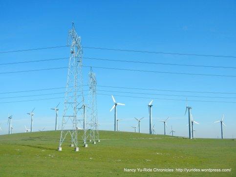 Altamont wind mills