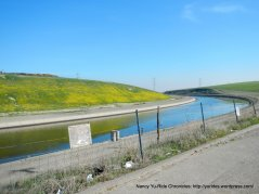 California Aqueduct on Midway Rd