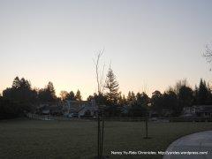 Holiday Highlands sunrise