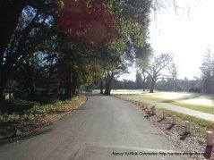 Calle Arroyo thru golf course