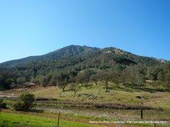 Diablo mountains