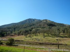 Diablo mountains